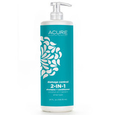 Acure Damage Control 2-in-1 Shampoo & Conditioner