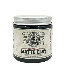 The Bearded Chap Australian Matte Clay