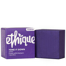 Ethique Tone It Down - Purple Solid Shampoo