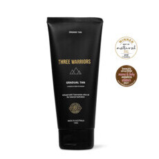 Three Warriors Gradual Tan
