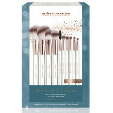 Nude by Nature Reflection 10 Piece Brush Set