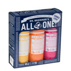 Dr. Bronner's Summer Lovin' Liquid Soap Multi-Pack