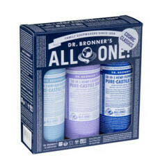 Dr. Bronner's Cosmic Classics Liquid Soap Multi-Pack