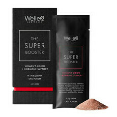 WelleCo Super Booster - Women's Libido + Hormone Support