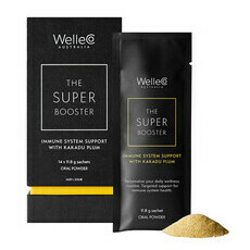 WelleCo Super Booster - Immune System Support with Kakadu Plum