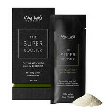 WelleCo Super Booster - Gut Health with Inulin Prebiotic