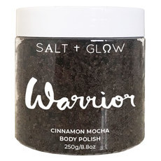Salt + Glow Body Polish - Warrior (Cinnamon Mocha)