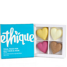Ethique Gift Trial Pack for Oily Skin & Hair