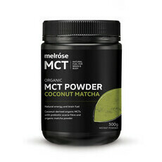 Melrose MCT Powder Coconut Matcha