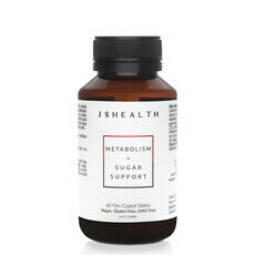 JSHEALTH Metabolism + Sugar Support Formula