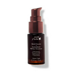 100% Pure Multi-Vitamin + Antioxidants PM Eye Cream