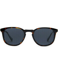 Baxter Blue Sunglasses - Lane / Maple Tortoise