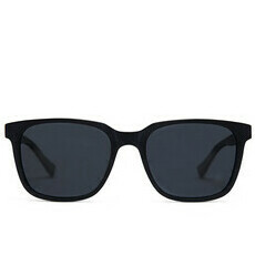 Baxter Blue Sunglasses - Carter Kale / Matte Black