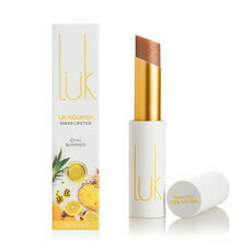 Luk Beautifood Lip Nourish Lipsticks