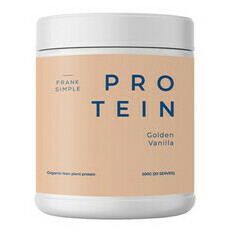 Frank Simple Plant Protein - Golden Vanilla