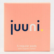 Juuni Organic Cotton Regular Pads