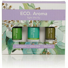 Fight the Flu Aroma Essential Oil Trio