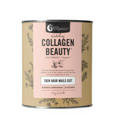 Nutra Organics Collagen Beauty - Waterberry