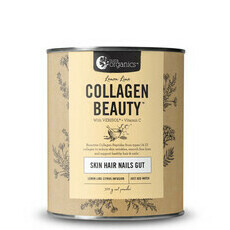Nutra Organics Collagen Beauty - Lemon Lime