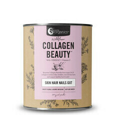 Nutra Organics Collagen Beauty - Wildflower