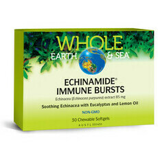 Whole Earth and Sea Echinamide Immune Bursts