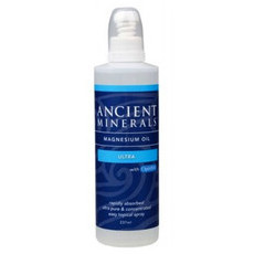 Ancient Minerals Magnesium Oil Ultra with MSM Spray