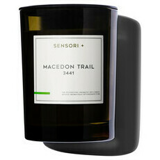 Sensori+ Air Detoxifying Aromatic Soy Candle - Macedon Trail