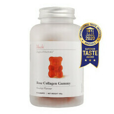 Unichi Rose Collagen Gummy