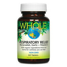 Whole Earth and Sea Respiratory Relief