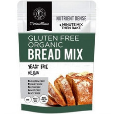 Monica's Mixes - Gluten Free Organic Bread Mix