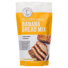 Monica's Mixes - Gluten Free Organic Banana Bread Mix