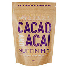 Bake Mixes Cacao & Acai Muffin Mix