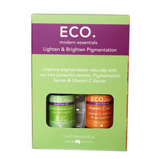 ECO. Face Lighten & Brighten Pigmentation Duo