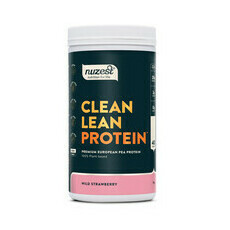 NuZest Clean Lean Protein - Strawberry