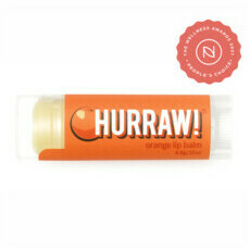 Hurraw! Organic Lip Balm - Orange