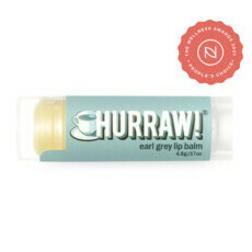 Hurraw! Organic Lip Balm - Earl Grey