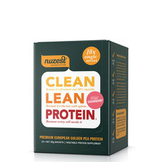 NuZest Clean Lean Protein Sachets - Strawberry