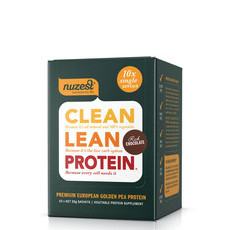 NuZest Clean Lean Protein Sachets - Chocolate