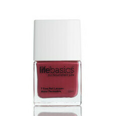 Life Basics Vegan Nail Polish - Berry Lovely