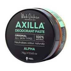 Black Chicken Axilla™ Deodorant Paste Original - Alpha