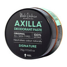 Black Chicken Axilla™ Deodorant Paste Original - Signature