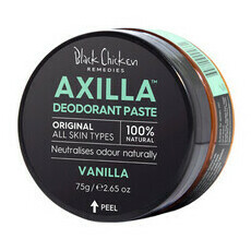Black Chicken Axilla™ Deodorant Paste Original - Vanilla