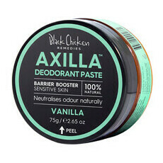 Black Chicken Axilla™ Deodorant Paste Barrier Booster - Vanilla