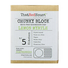 That Red House Chunky Block - Lemon Myrtle