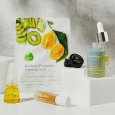 Nourished Life Curated Box: The Self Care Edit