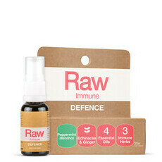 Amazonia Raw Immune Defence Peppermint Menthol