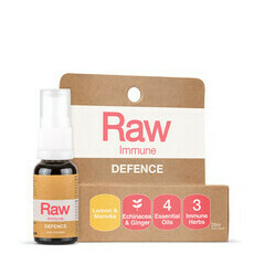 Amazonia Raw Immune Defence Lemon Manuka