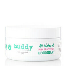 Buddy Scrub All Natural Deodorant - Pink Grapefruit