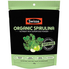 Swisse Organic Spirulina Superfood Powder