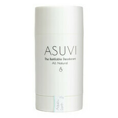 ASUVI The Refillable Deodorant - Aqua + Earth